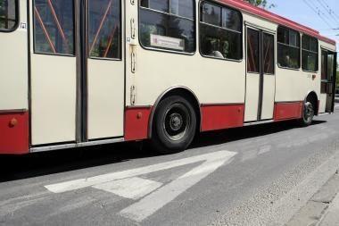 Susidomėjimas viešojo transporto tvarkaraščiais - rekordinis