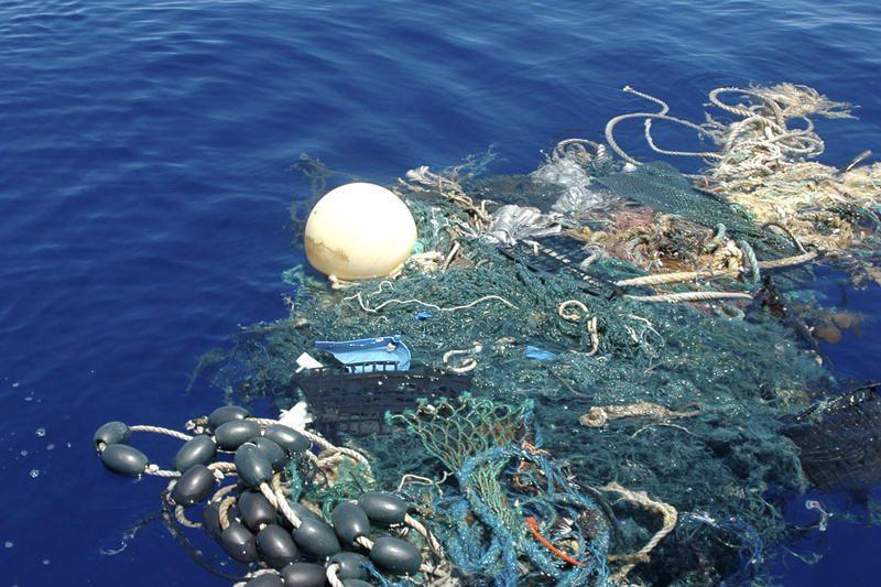 Šiukšlių telkinys Ramiajame vandenyne padidėjo 100 kartų