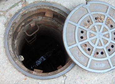 JAV siautėja kanalizacijos dangčių vagys