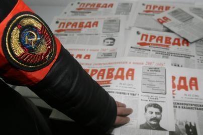 Prezidentas pasirašė sovietinę simboliką draudžiantį įstatymą