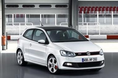"""""""Volkswagen Polo GTI"""" – greičio virtuozas"""