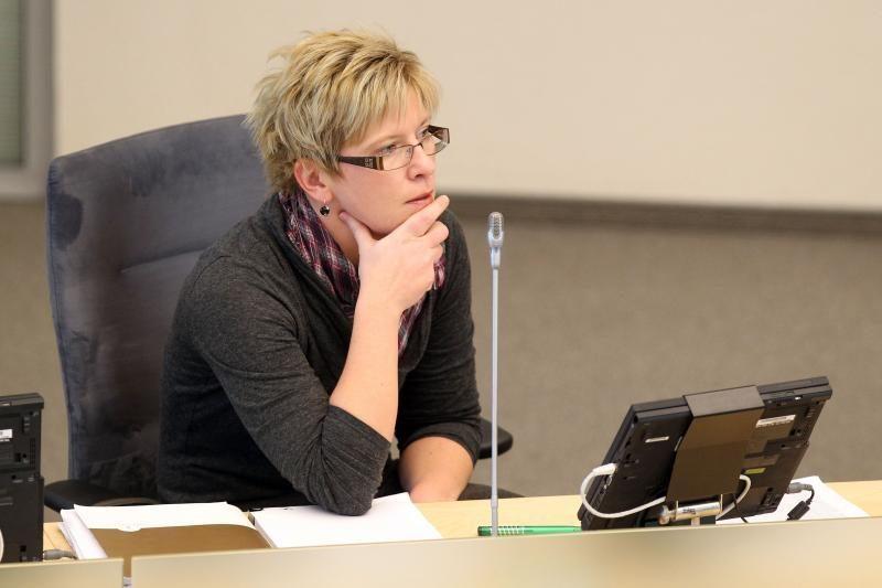 Žurnalistė R.Jakilaitienė - finansų ministrės patarėja