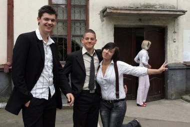 Valstybinių lietuvių kalbos ir IT egzaminų neišlaikė kas dešimtas abiturientas