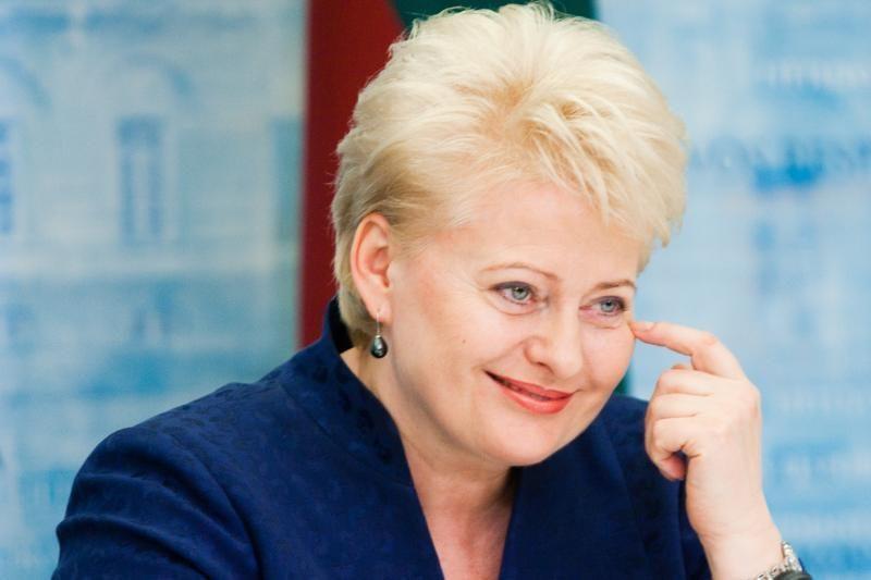"""D.Grybauskaitės charakterį formavo knyga """"Senis ir jūra"""""""