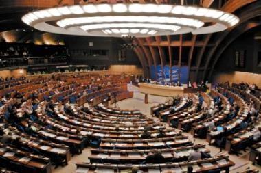 Darbą pradėjo naujasis Lietuvos atstovas prie Europos Tarybos