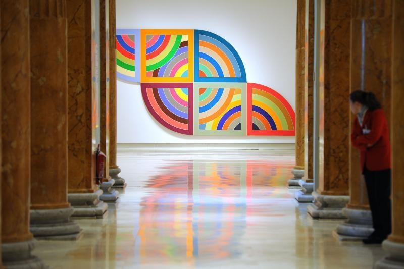 Guggenheimo muziejus uždarys filialą Berlyne