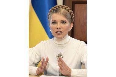 Paskutinis Ukrainos premjerės perspėjimas