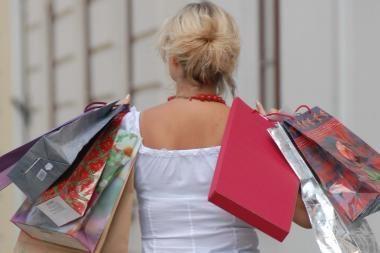 Prekybos centrai Lenkijoje dar sulaukia pirkėjų iš Lietuvos