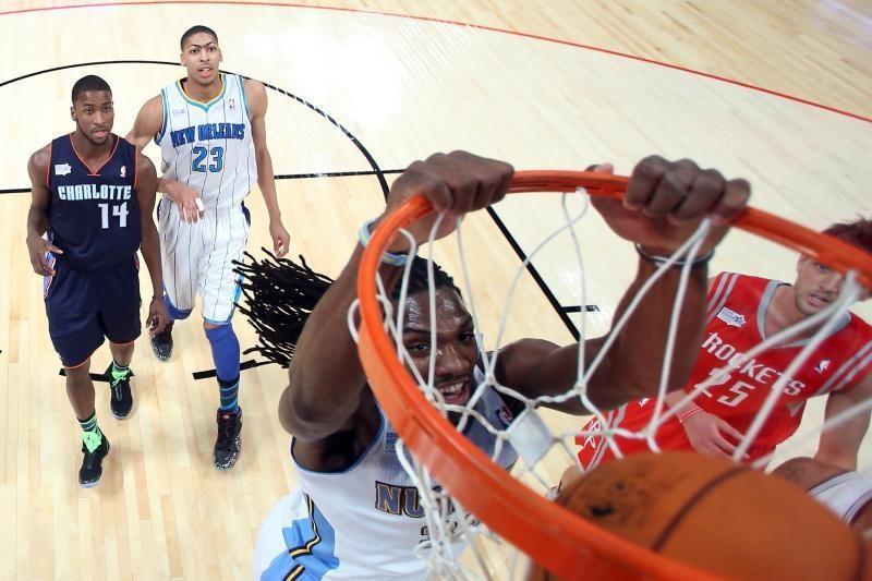 Kylančių NBA žvaigždžių rungtynėse - fantastiškas dėjimų šou