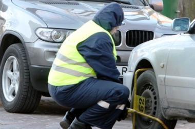 Parengta tipinė transporto priemonių priverstinio nuvežimo ir saugojimo sutartis