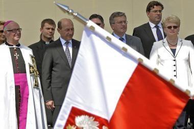 Lenkijos užsienio reikalų viceministras: Lietuvą kamuoja lenkų kompleksas