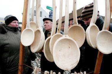 Kaziuko mugė Klaipėdoje: laukiama dalyvių
