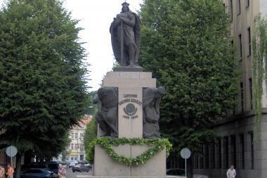 Vytautų klubas reikalauja Vilniuje pastatyti paminklą Vytautui Didžiajam