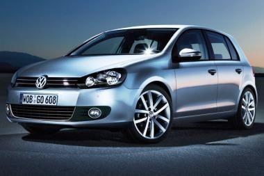"""""""VW Golf"""" – saugiausias Europoje"""