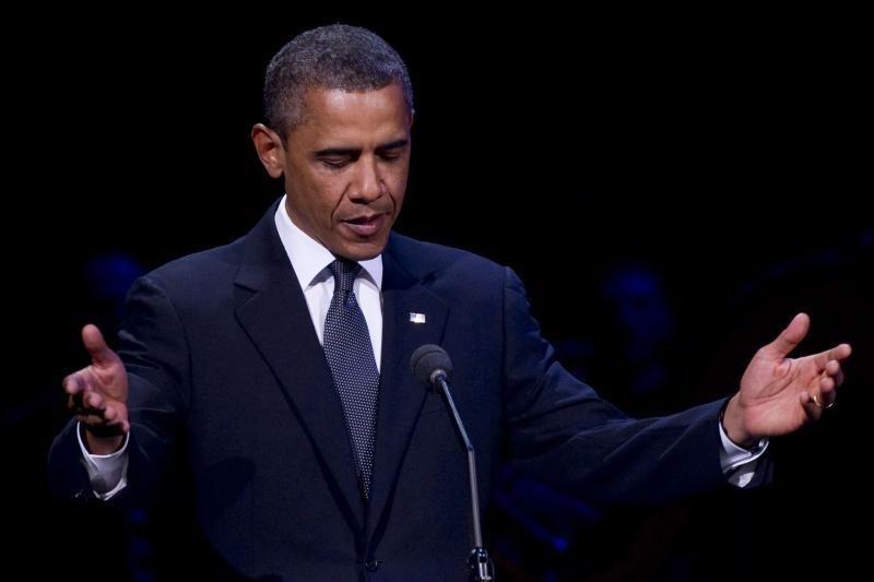 B.Obama: reikia imtis skubių veiksmų ekonomikai gelbėti