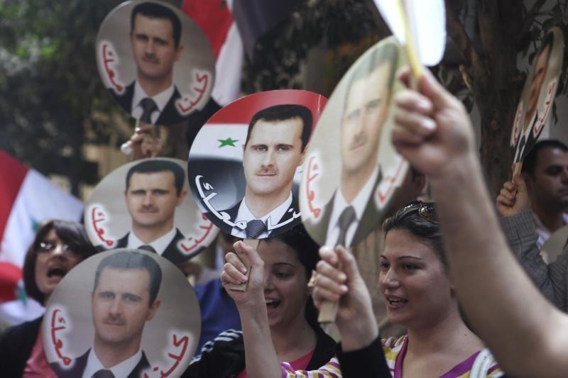 Lietuva dėl Sirijos puolimo – be nuomonės