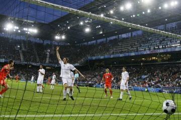 """Euro 2008"": Graikija – Rusija 0:1"