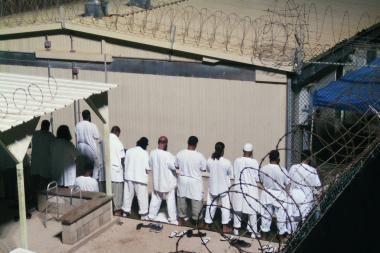 Latvija sutinka priimti vieną Gvantanamo kalinį