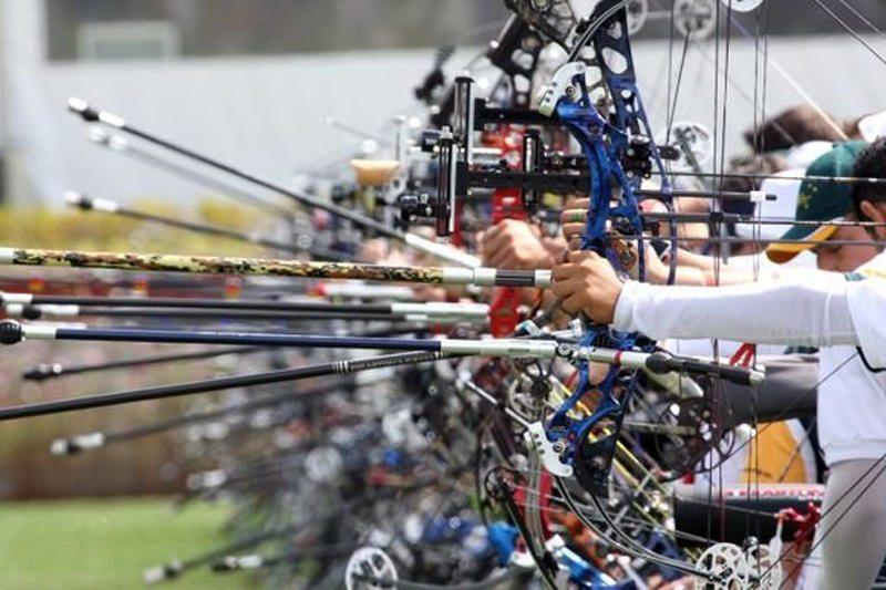 Uždarų patalpų lankininkų turnyre Rygoje dominavo Lietuvos atstovai