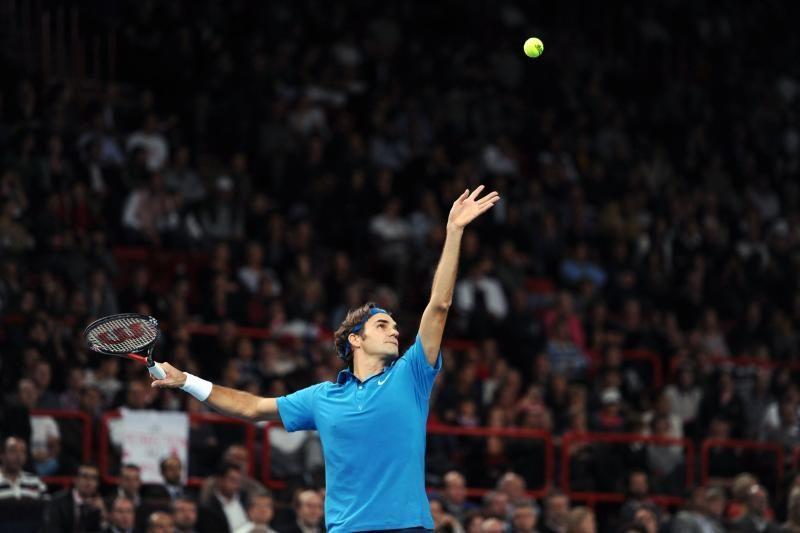R.Federeris tapo baigiamojo sezono turnyro nugalėtoju