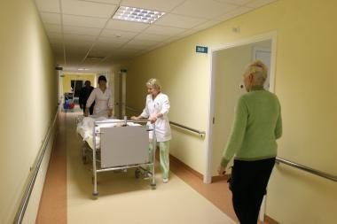 Dėl Klaipėdos ligoninių pertvarkos prašoma surengti forumą