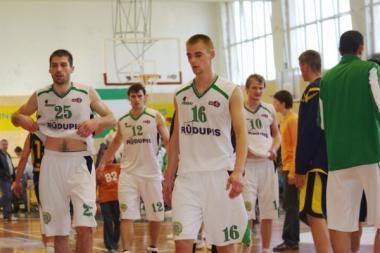Edgaro Želionio benefisas Baltijos krepšinio lygos elito diviziono rungtynėse