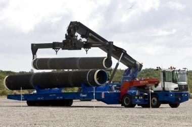 """Mokslininkė: """"Nord Stream"""" padarys nepataisomą žalą"""