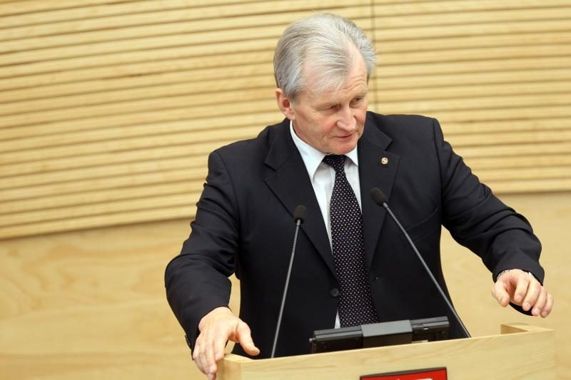 K.Glaveckas: dėl PVM lengvatų biudžetas netektų 10 proc. pajamų