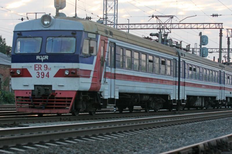 Kaune keleivinis traukinys mirtinai sužalojo vyrą