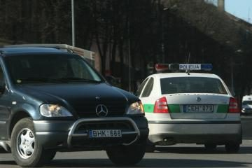 Vilniaus rajone per avariją žuvo žmogus