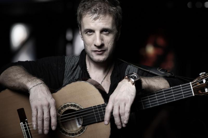 V. Didiulia įveikė senbuvius ir tapo unikaliu gitaros virtuozu