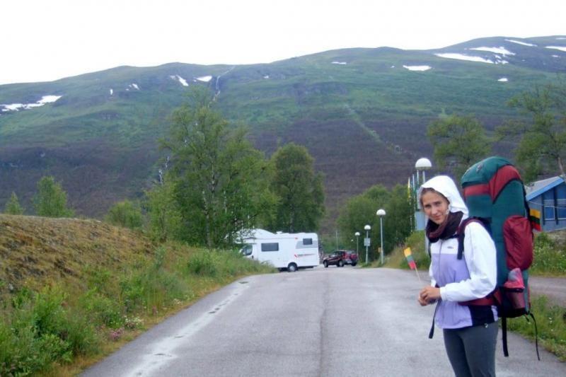 Dainininkė NOTA  įsimylėjo  Norvegiją