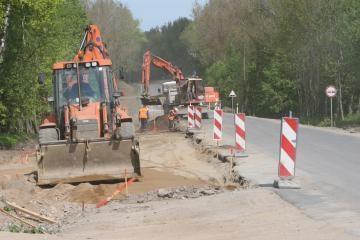 Bus platinamas Vilnius-Utena kelias