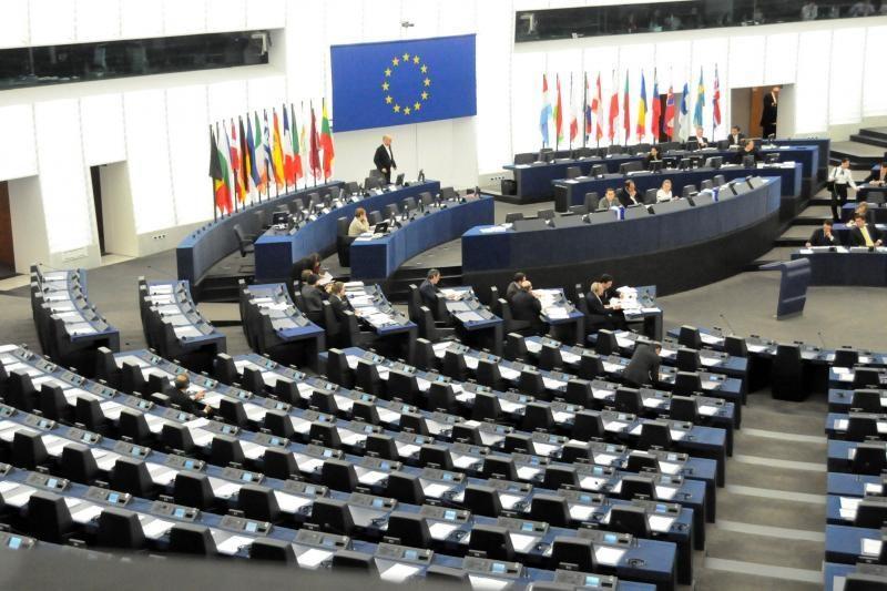 Europos Parlamente Lietuvai teks vienu atstovu mažiau