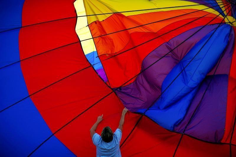 Slovėnijoje užsiliepsnojus oro balionui žuvo 4 žmonės, 28 sužeisti