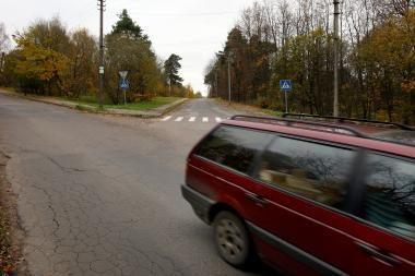 Prokurorai ieško antro D.Kedžio automobilio vairuotojo (dar papildyta)