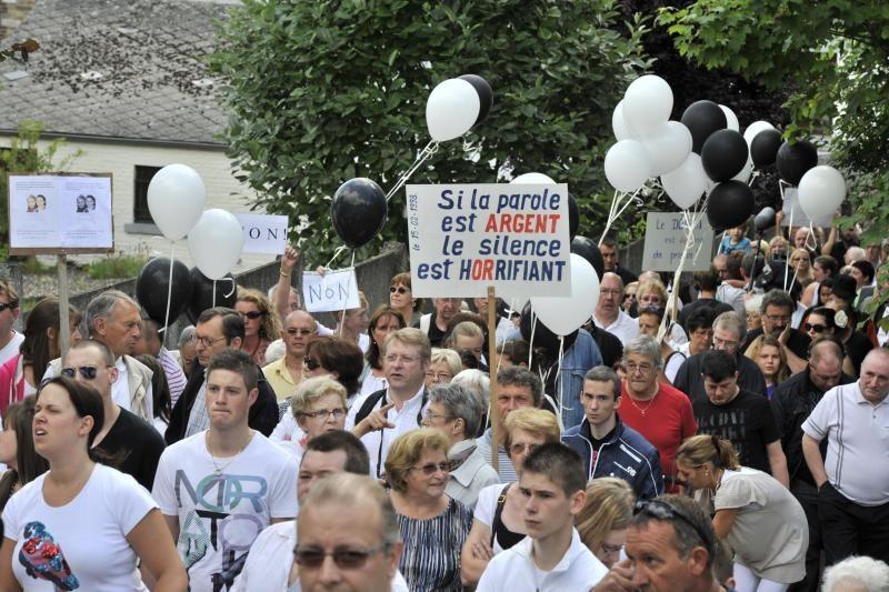 Belgija protestuoja prieš maniako žmonos paleidimą į laisvę