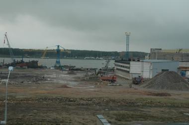Uosto plėtros perspektyvos - teismuose