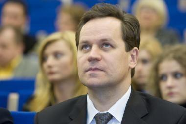 VTEK sprendimą dėl V.Tomaševskio priėmė nepatikrinusi informacijos