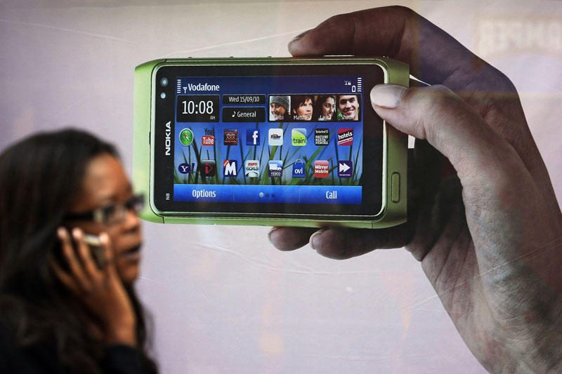 """""""Nokia"""" kuria sistemą, leisiančią bendrauti skirtingomis kalbomis"""