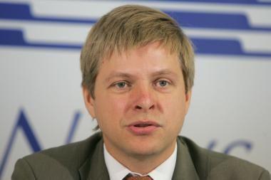 Kandidatas į ministrus kritikuoja antikrizinį planą