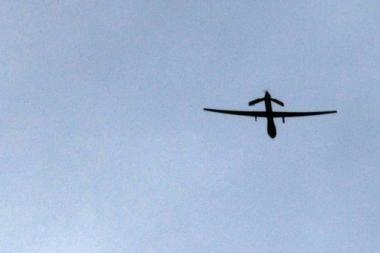 Pakistane per JAV bepiločio lėktuvo ataką žuvo 13 žmonių
