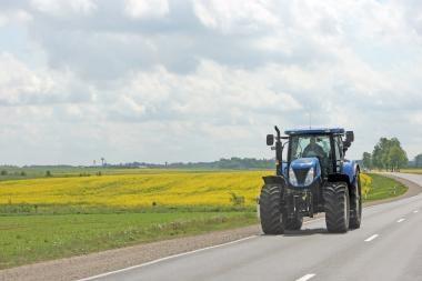 Žemės ūkio produkcijos šiemet Lietuvoje pagaminta už 6 mlrd. litų