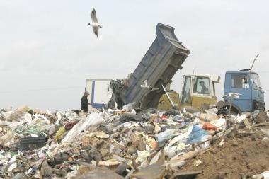 Sąvartynų uždaryme - netinkamos medžiagos ir galimai suklastoti dokumentai