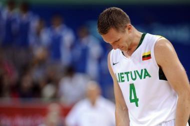 Lietuviai liko be medalių
