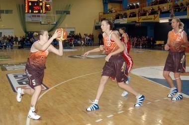 """Ketvirtoji """"Lemminkainen"""" pergalė Lietuvos moterų krepšinio lygoje"""