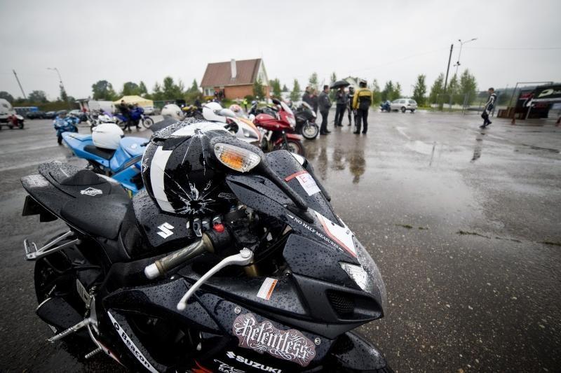 Regitra: Motociklininkų lūkesčiai neturi būti pažeisti