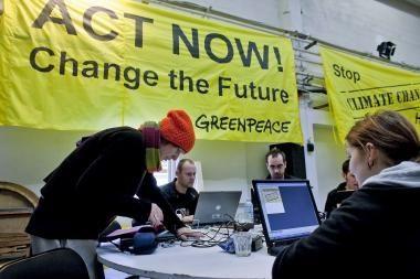 Rusija bando sužlugdyti Kopenhagos susitarimą dėl klimato atšilimo?