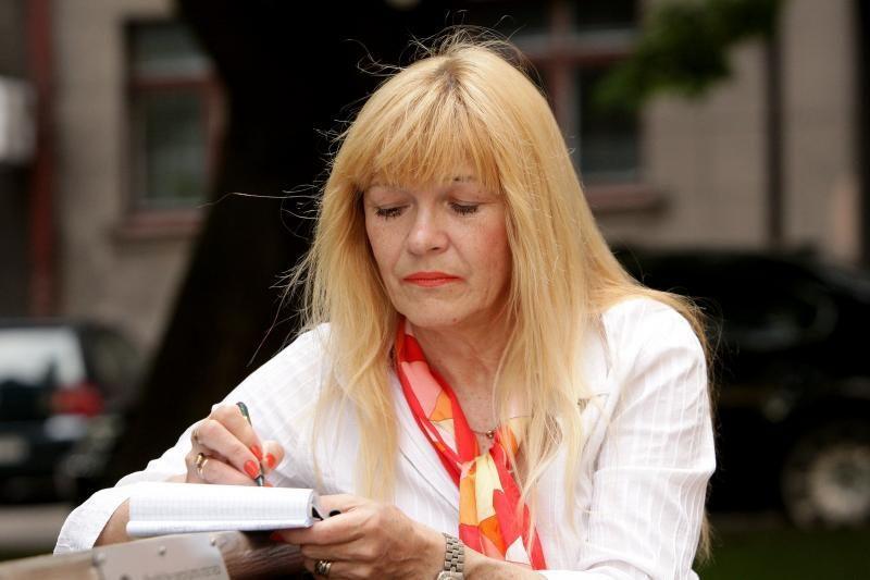 Maironio premija skirta poetei T. Marcinkevičiūtei