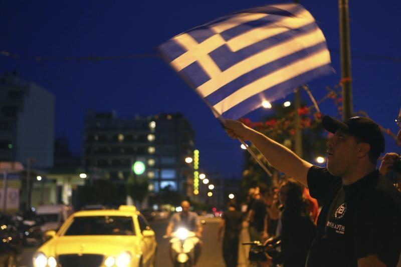 Graikai atmetė euro zonos griežto taupymo priemones
